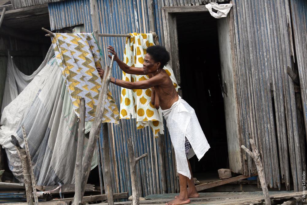 Сиськи в Африке. Этнографическое исследование
