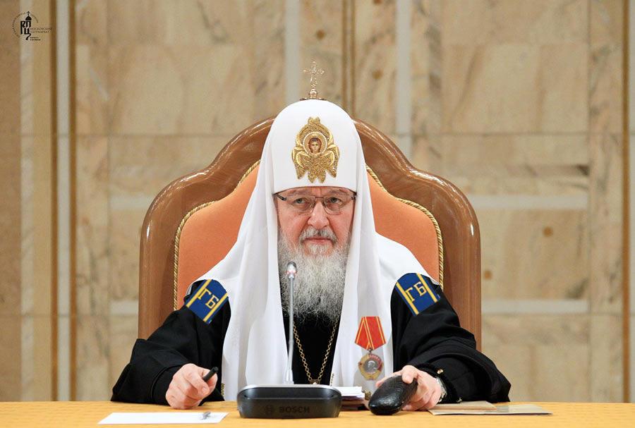 Патриарх Кирилл предостерегает: В интернете много греховного и соблазнительного - Цензор.НЕТ 9006