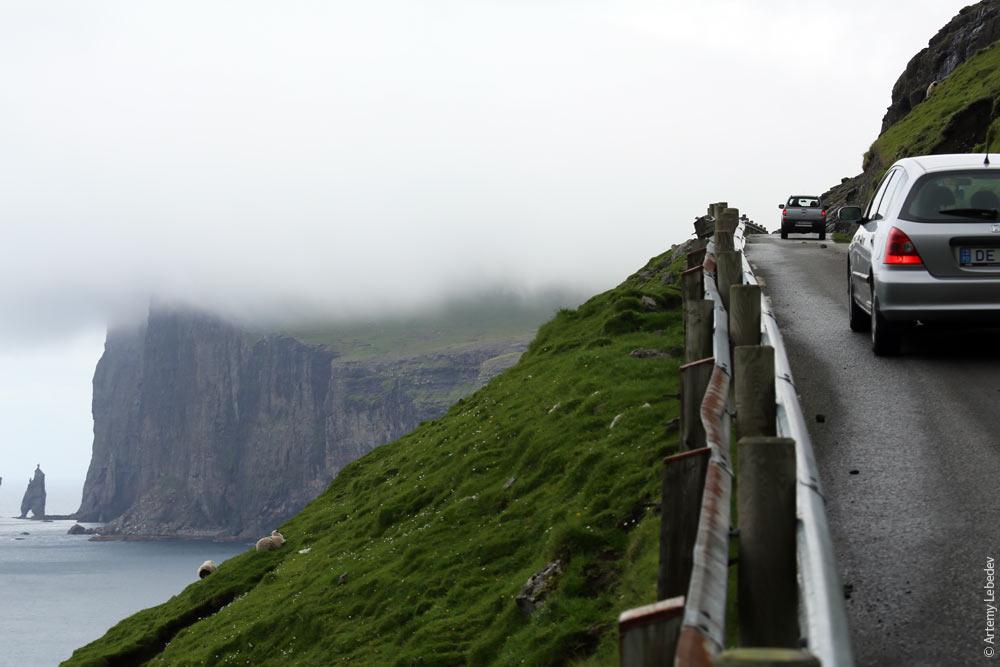 Фарерские острова на карте, Фарерские острова для интересного отдыха