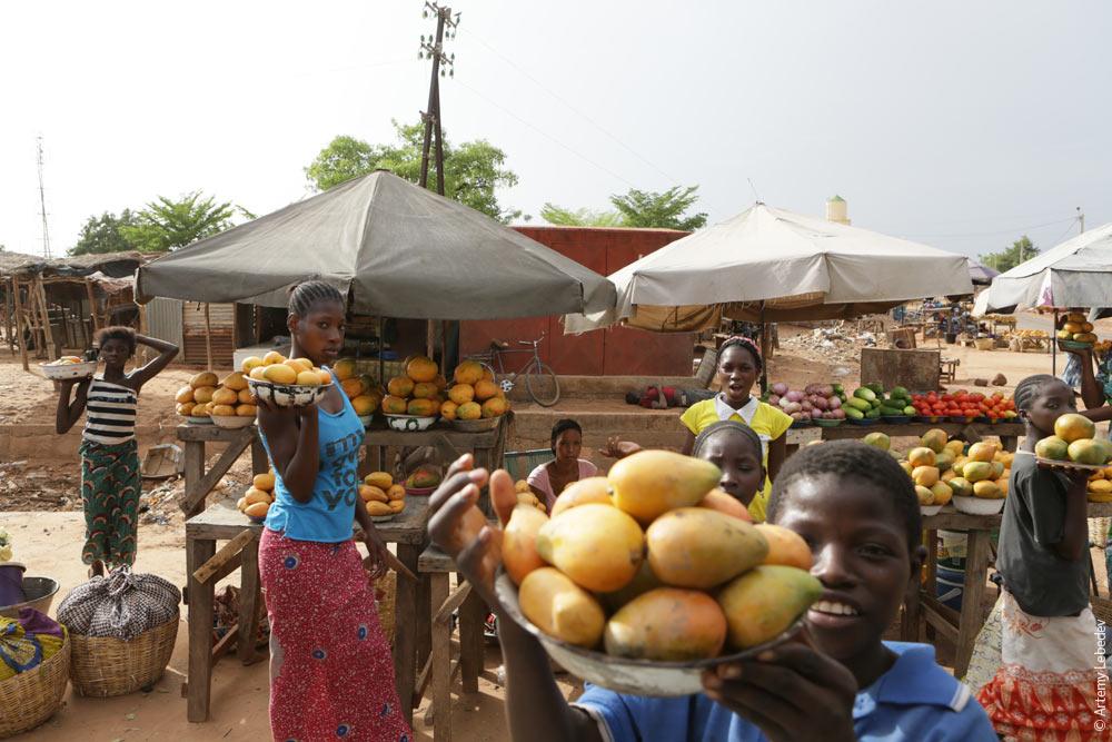 Мали. Часть III. Севаре, Мопти, Дженне, Бамако