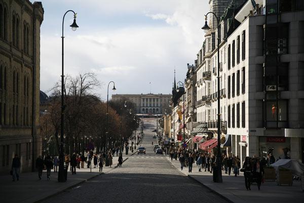 Климат и менталитет норвегии