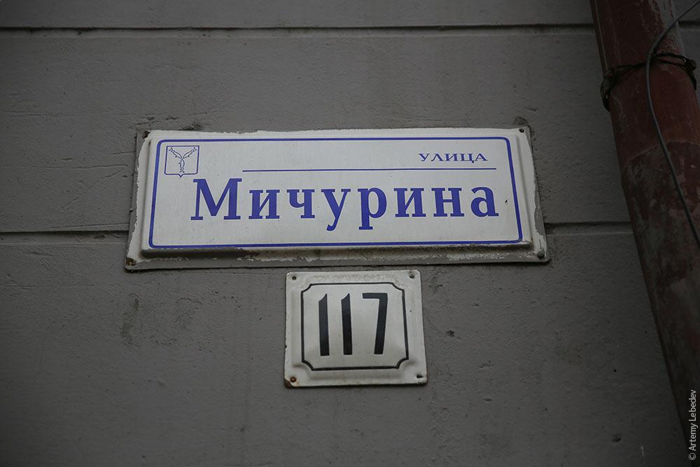 Michurina street